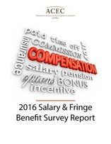 Cover Of Final Report 2016 Salary And Fringe Benefit Survey