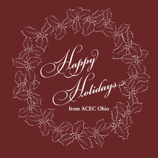 Happy Holidays From Acec Ohio